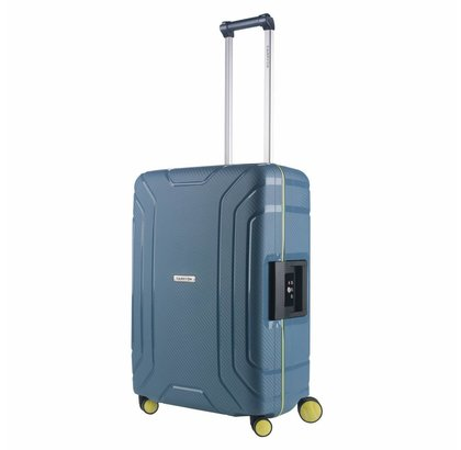CARRYON STEWARD SPINNER 65CM ICE BLUE MEDIUM TSA 70 LITER