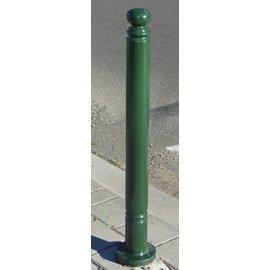 """Potelet de ville """"antique"""" Fonte Aluminium Vert"""