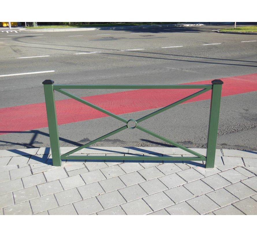 Barrière Pagode 108 cm
