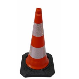 Cone de chantier BIG FOOT - 75 cm
