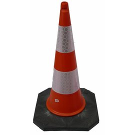 Cone de chantier BIG FOOT 100 cm