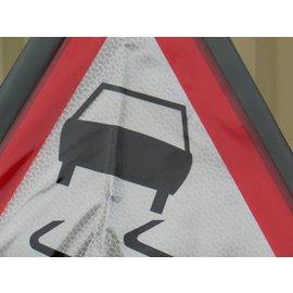 Tripode de signalisation panneau AK 4