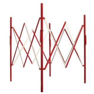 Clôture pliable carré 1m²