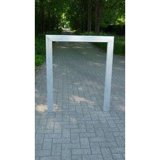 Arceau de vélo 1000 x 1200 - rectangulaire galvanisé