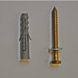 FIXATION POUR Big 5, Slowly 10cm (M12x10)