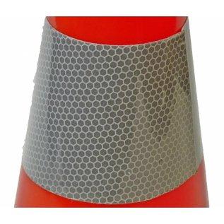 Cône  de signalisation flexible 30 cm