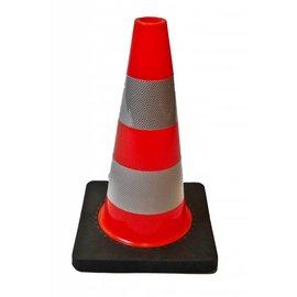 Cone de signalisation flexible