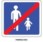 Panneaux de signalisation Type B et C