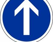 Panneaux de signalisation TYPE B