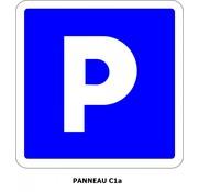 Panneau c1a Stationnement