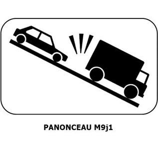 Panonceau M9j1