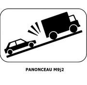 Panonceau M9j2