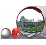 Miroir de sécurité et routiers