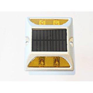 Plot solaire à LED encastré - Délinéateur de route