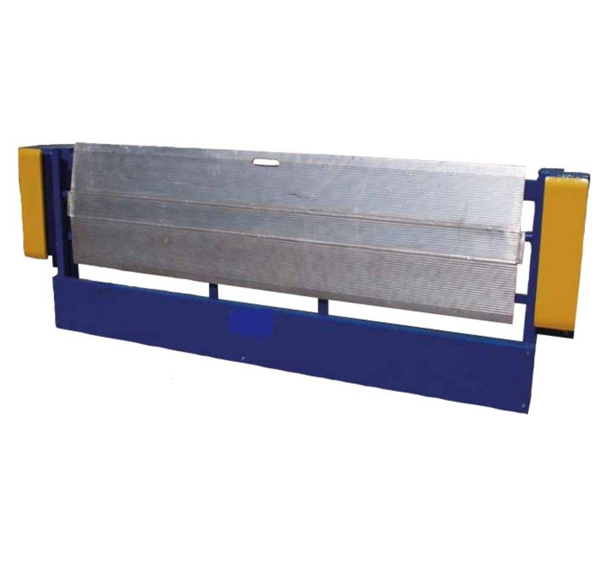 Mini rampe compacte Alu