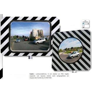 Miroir d'agglomération gamme classique