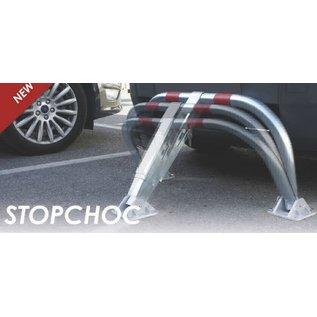Arceau de parking avec amortisseur