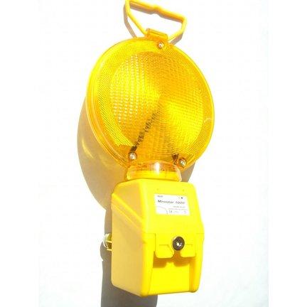 Signalisation lumineuse pour chantier