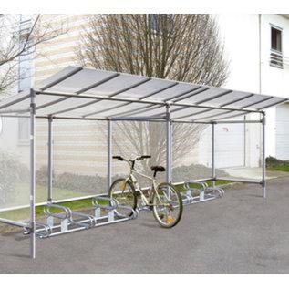 Abri vélo 5 places