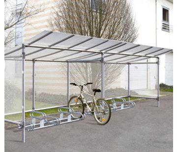 Abris vélo 5 places