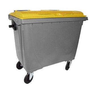 Conteneur à déchets 660 litres