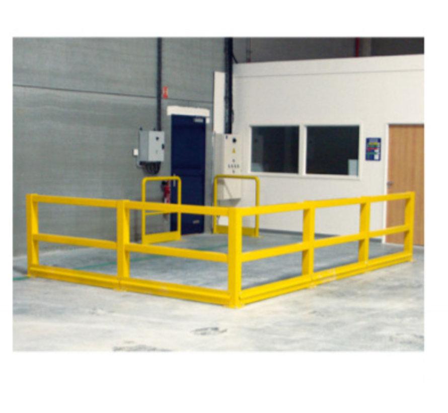 Barrière de protection modulable