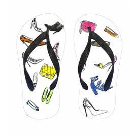 Slippers heels
