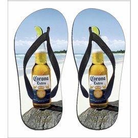 Slippers Corona met naam