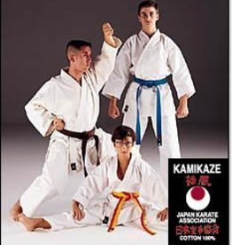 Kamikaze International JKA