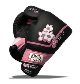 Rival Boxing Rival Woman Sparring Gloves Velcro