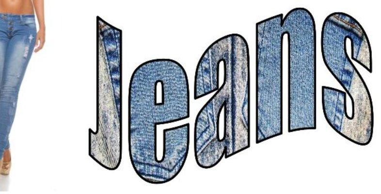 Jeans nieuwe collectie