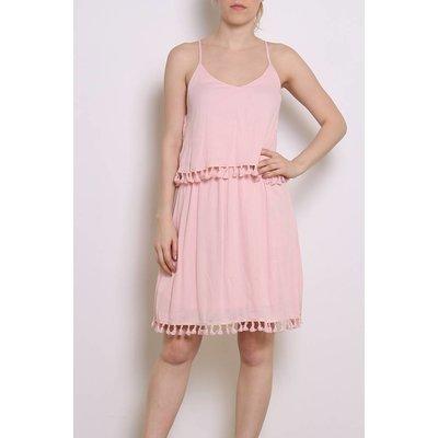 Cocktail jurk roze