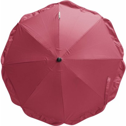 Playshoes UV werende buggie parasol rood Playshoes