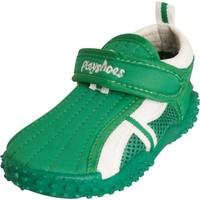 Playshoes Strandschoentjes groen Playshoes