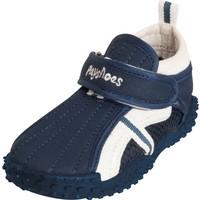 Playshoes Strandschoentjes blauw Playshoes
