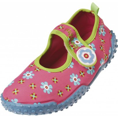 Playshoes Strandschoentjes bloem Playshoes
