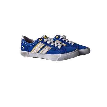 Quick Sneakers Santos Junior Strong Blue/White Quick