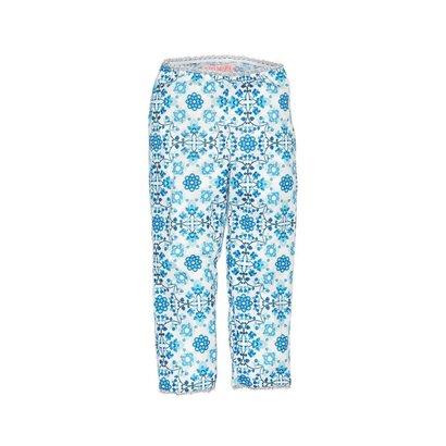Mim-Pi Lichtblauwe legging Mim-Pi