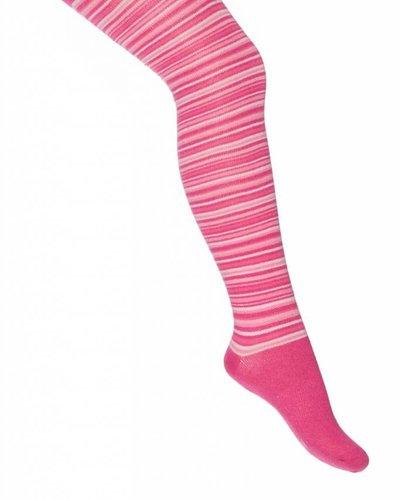 Mim-Pi Roze gestreepte maillot Mim-Pi