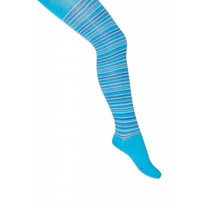 Mim-Pi Blauw gestreepte maillot Mim-Pi