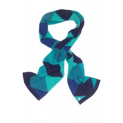 Mim-Pi Blauwe sjaal Mim-Pi