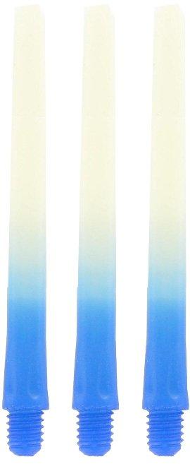 Bull's TWO-TONE Nylon Shaft Blue