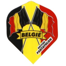 McKicks British Pentathlon Flight Std. - Belgie