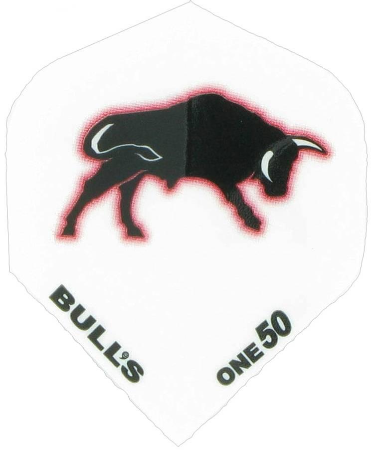 """Bull's ONE50 Flight """"White"""""""