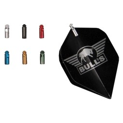 Bull's FLIGHT PROTECTOR ALI - Black 3pcs.