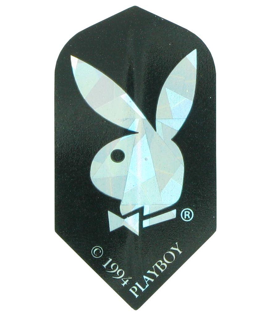 "Bull's PLAYBOY SLIMLINE Flight ""Bunny Silver"""
