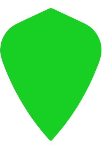 """POLYNA Plain Kite Flight """"Green"""""""