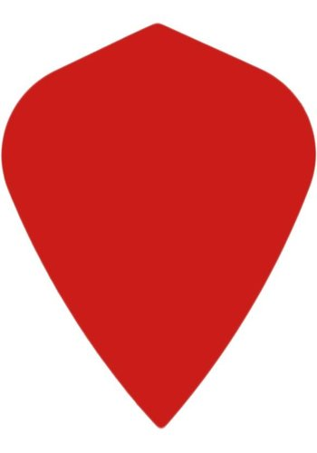 "POLYNA Plain Kite Flight ""Red"""
