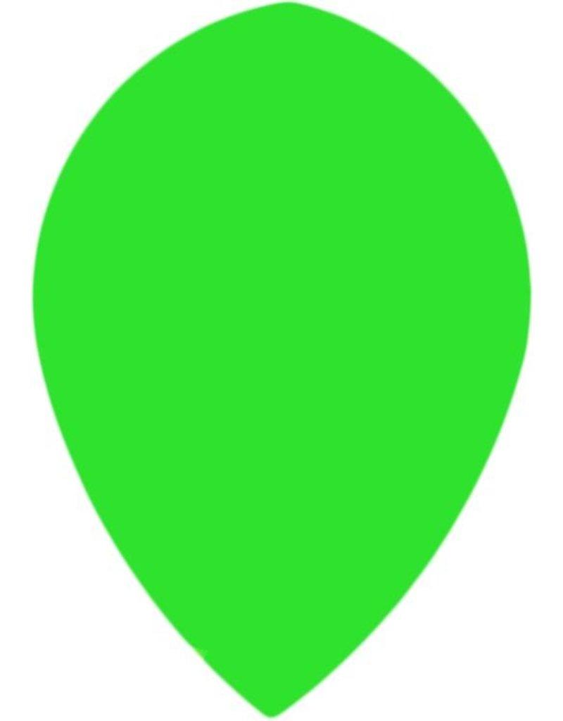"Bull's POLYNA Plain Pear Flight ""Green"""