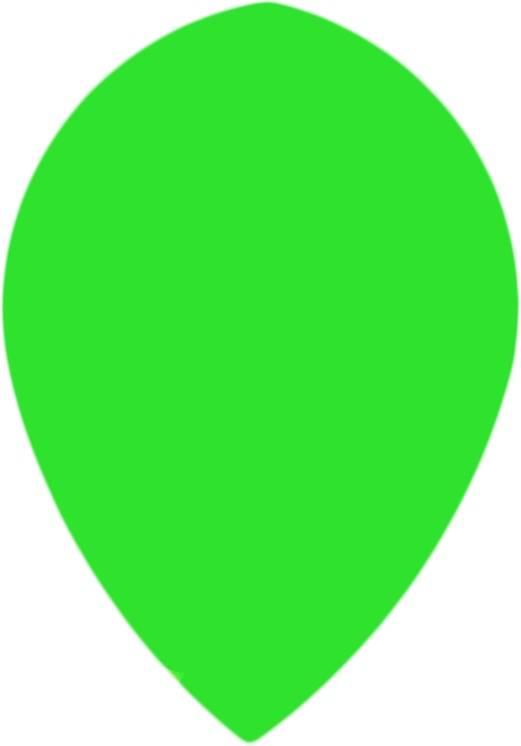 Bull's POLYNA Plain Pear Flight Green